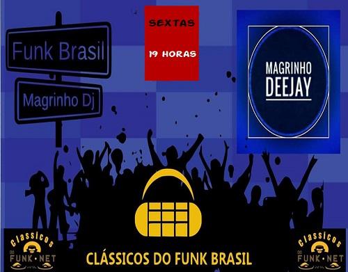 Clássicos do Funk Brasil (quadrado)