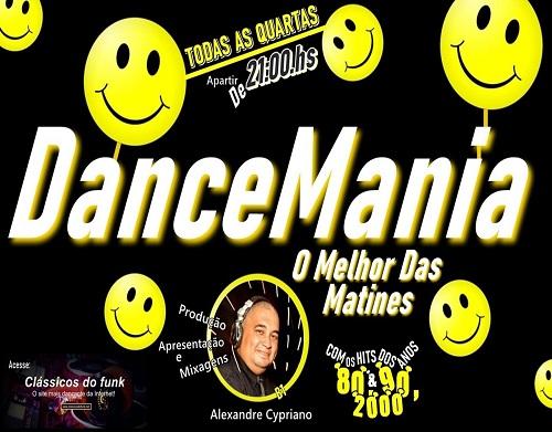 dance mania (quadrado)